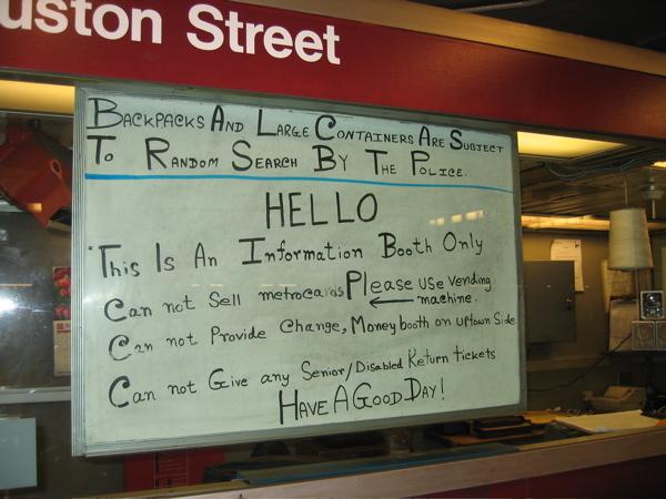 Subwaysign